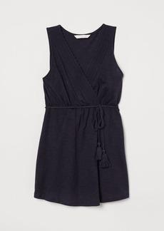 H&M H & M - MAMA Modal-blend Top - Blue