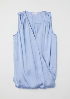 H&M H & M - MAMA Nursing Blouse - Blue