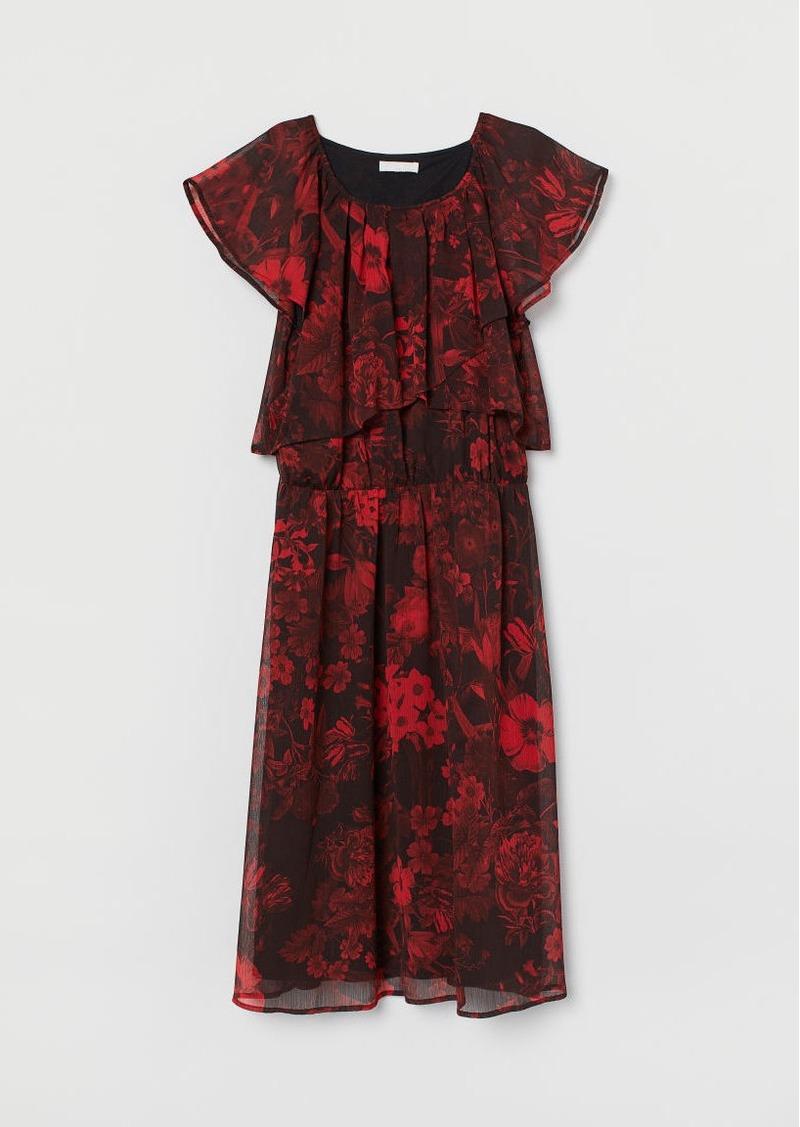 H&M H & M - MAMA Nursing Dress - Black