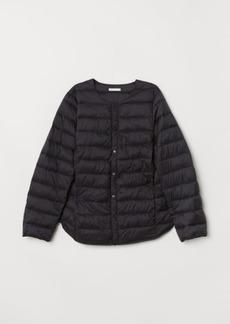 H&M H & M - MAMA Padded Jacket - Black