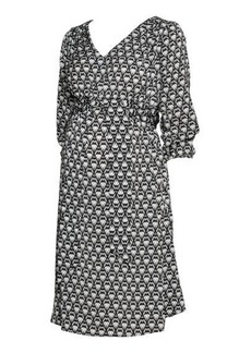 4959795fc83 SALE! H M H   M - MAMA Patterned Dress - Black