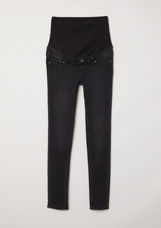 H&M H & M - MAMA Skinny Jeans - Black