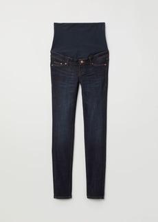 H&M H & M - MAMA Skinny Jeans - Blue