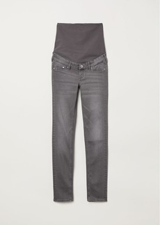 H&M H & M - MAMA Skinny Jeans - Gray