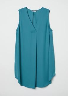 H&M H & M - MAMA Sleeveless Tunic - Turquoise