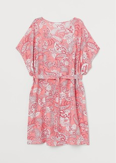 H&M H & M - MAMA Viscose Kaftan - Red