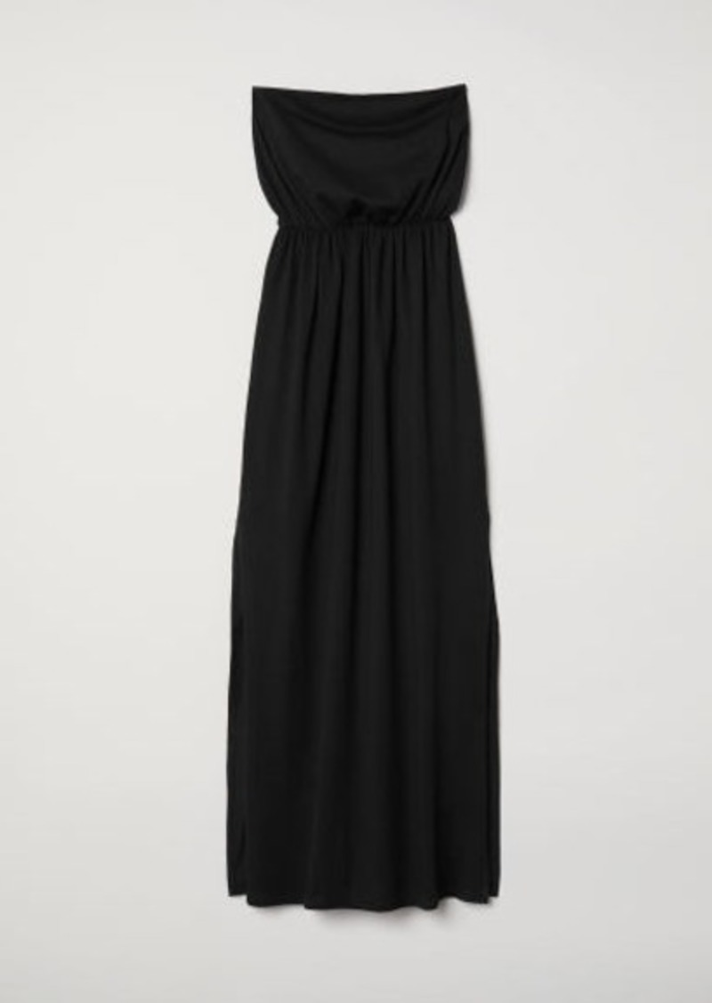 H&M H & M - Maxi Dress - Black