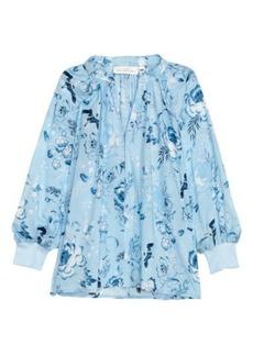 H&M H & M - Modal Blouse - Blue