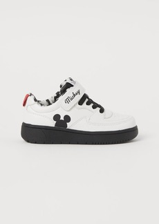 H&M H & M - Motif-detail Sneakers - White