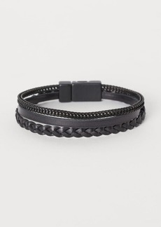H&M H & M - Multi-strand Bracelet - Black