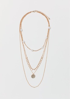 H&M H & M - Multi-strand Necklace - Gold