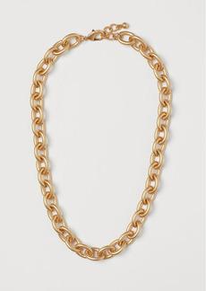 H&M H & M - Necklace - Gold