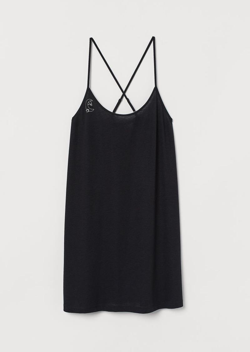 H&M H & M - Nightgown - Black