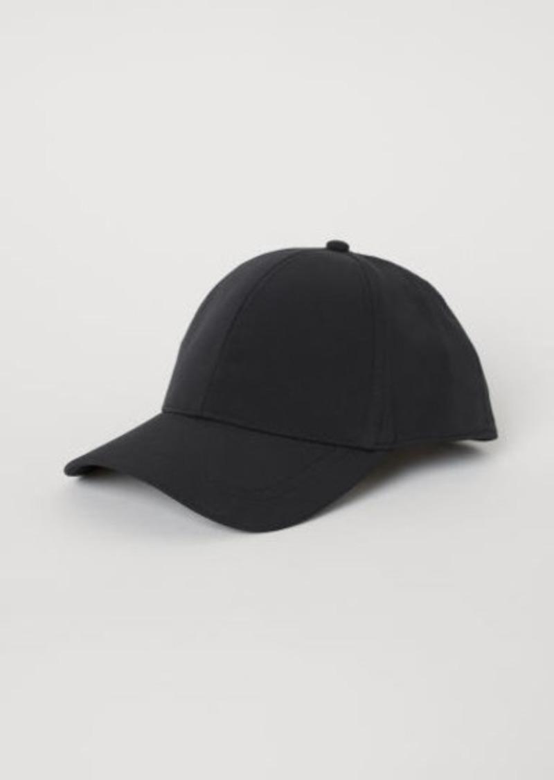 H M H   M - Nylon Cap - Black  2ee056badf1