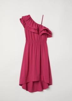 H&M H & M - One-shoulder Dress - Pink