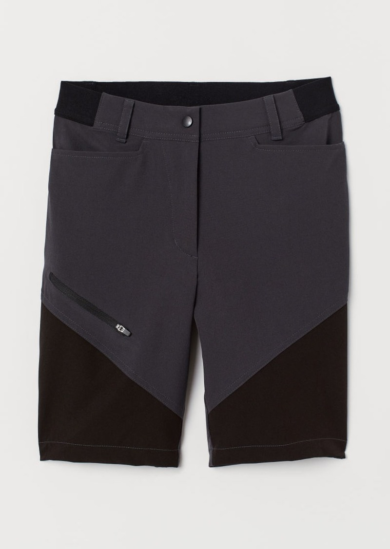 H&M H & M - Outdoor Shorts - Gray