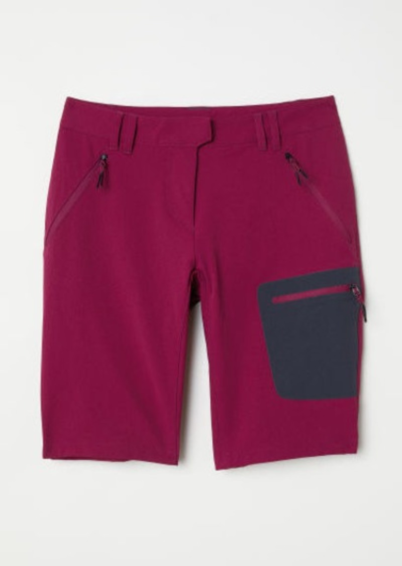 H&M H & M - Outdoor Shorts - Pink