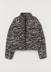 H&M H & M - Padded Jacket - Beige