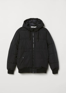H&M H & M - Padded Jacket - Black