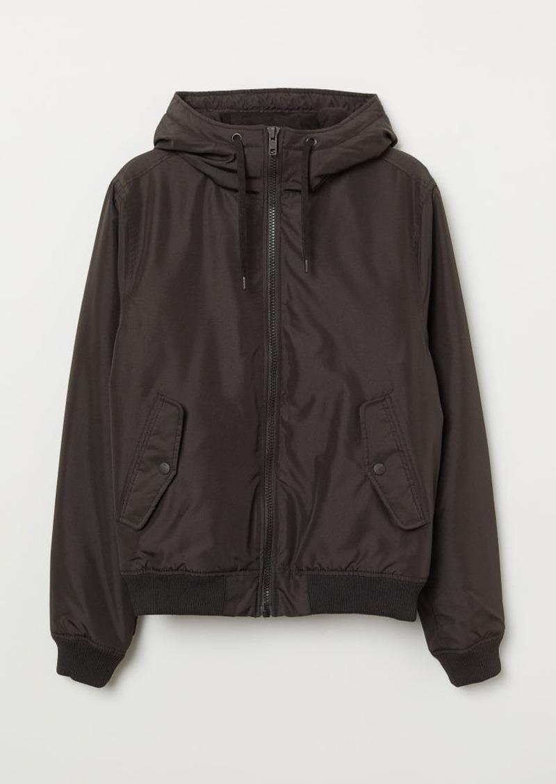 H&M H & M - Padded Jacket - Black