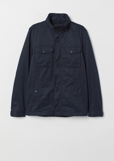 H&M H & M - Padded Jacket - Blue
