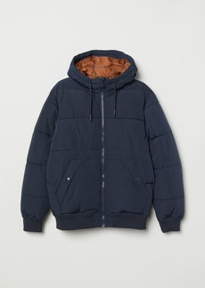 H&M H & M - Padded Jacket - Blue