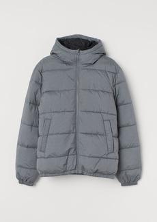 H&M H & M - Padded Jacket - Gray