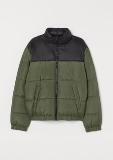 H&M H & M - Padded Jacket - Green