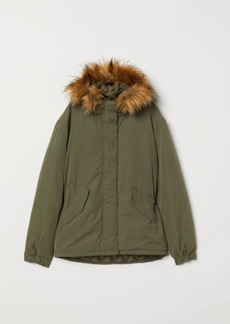 H&M H & M - Padded Jacket - Green