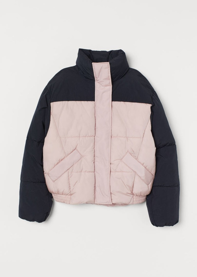 H&M H & M - Padded Jacket - Pink