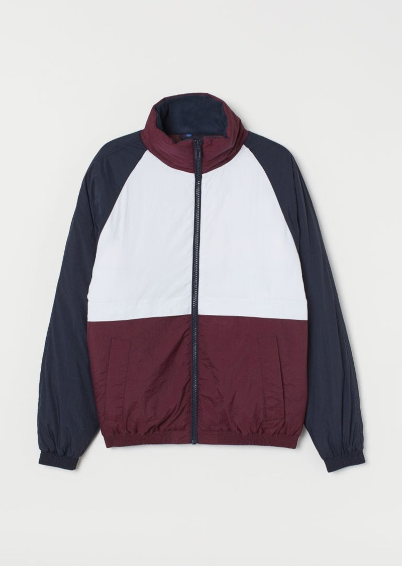 H&M H & M - Padded Jacket - Red