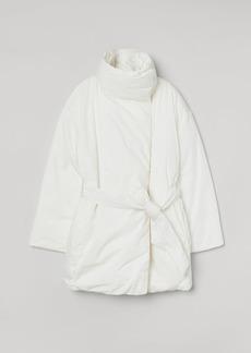 H&M H & M - Padded Jacket - White