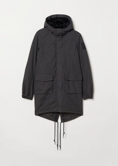 H&M H & M - Padded Parka - Gray