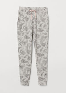 H&M H & M - Pajama Pants - Gray
