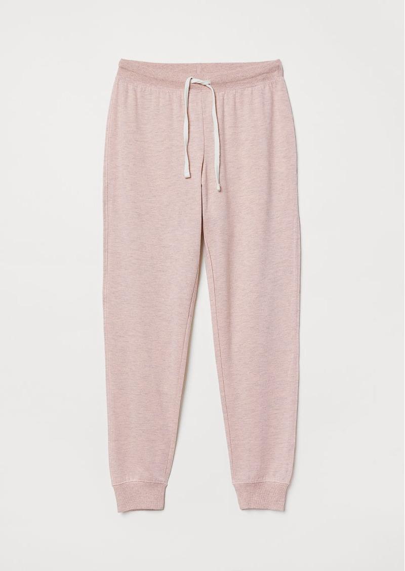 H&M H & M - Pajama Pants - Pink