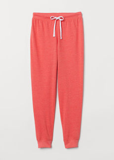 H&M H & M - Pajama Pants - Red