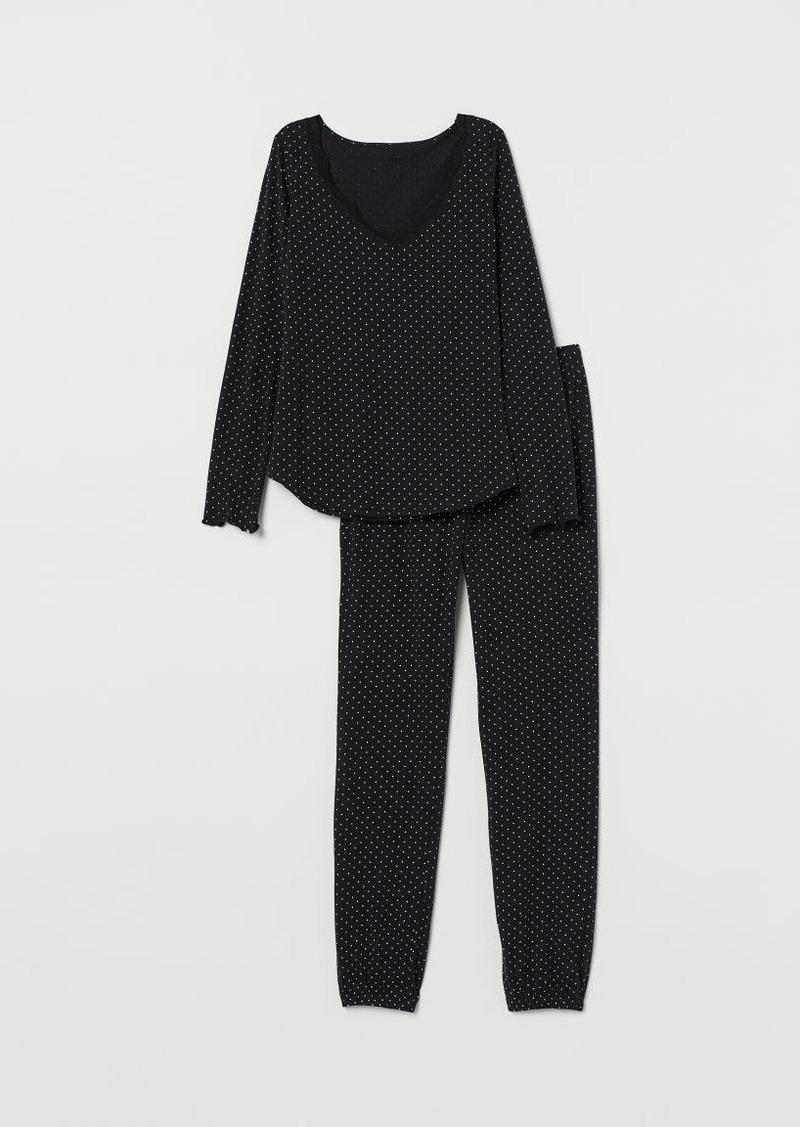 H&M H & M - Pajamas - Black