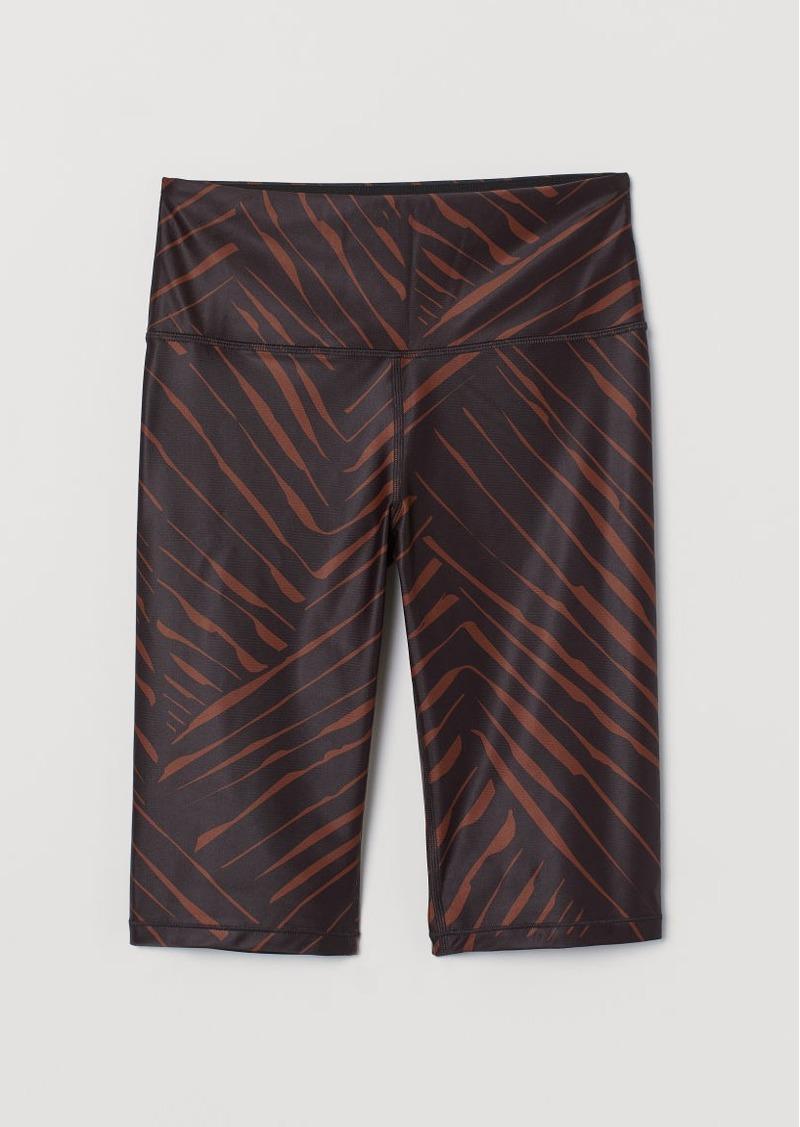 H&M H & M - Cycling Shorts - Black
