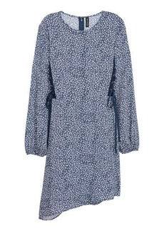 H&M H & M - Patterned Dress - Blue
