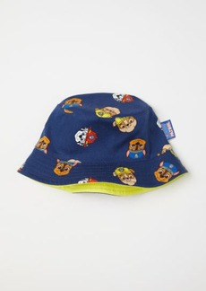 H&M H & M - Patterned Sun Hat - Blue