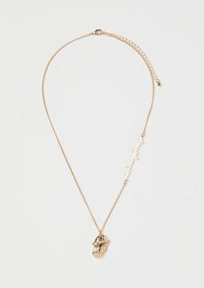 H&M H & M - Pendant Necklace - Gold