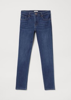 H&M H & M - Super Slim-fit Pants - Blue