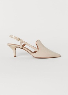 H&M H & M - Pointed Pumps - Beige