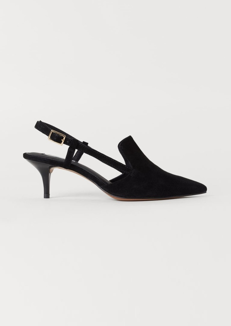 H&M H & M - Pointed Pumps - Black
