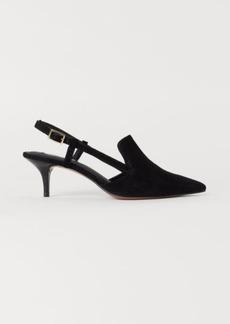 H&M H & M - Pointed Pumps - Black