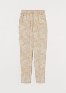 H&M H & M - Pull-on Pants - Beige