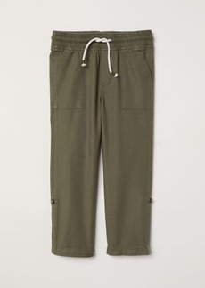 H&M H & M - Pull-on Pants - Green