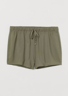 H&M H & M - Pull-on Shorts - Green