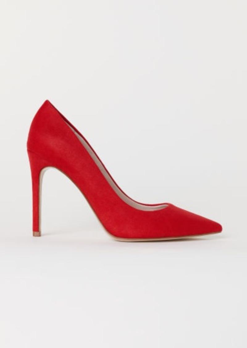 H&M H & M - Pumps - Red
