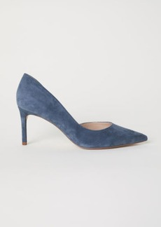 H&M H & M - Pumps with Pointed Toes - Gray
